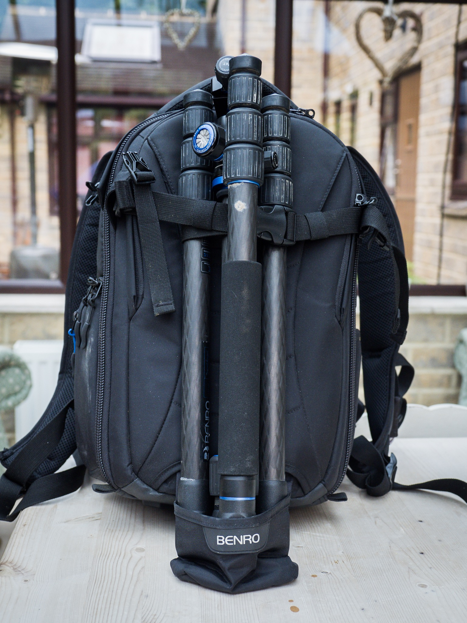 Benro Ranger 200 with tripod